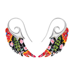 Muzungu Sister Wings II by Noor Fares for Broken English Jewelry