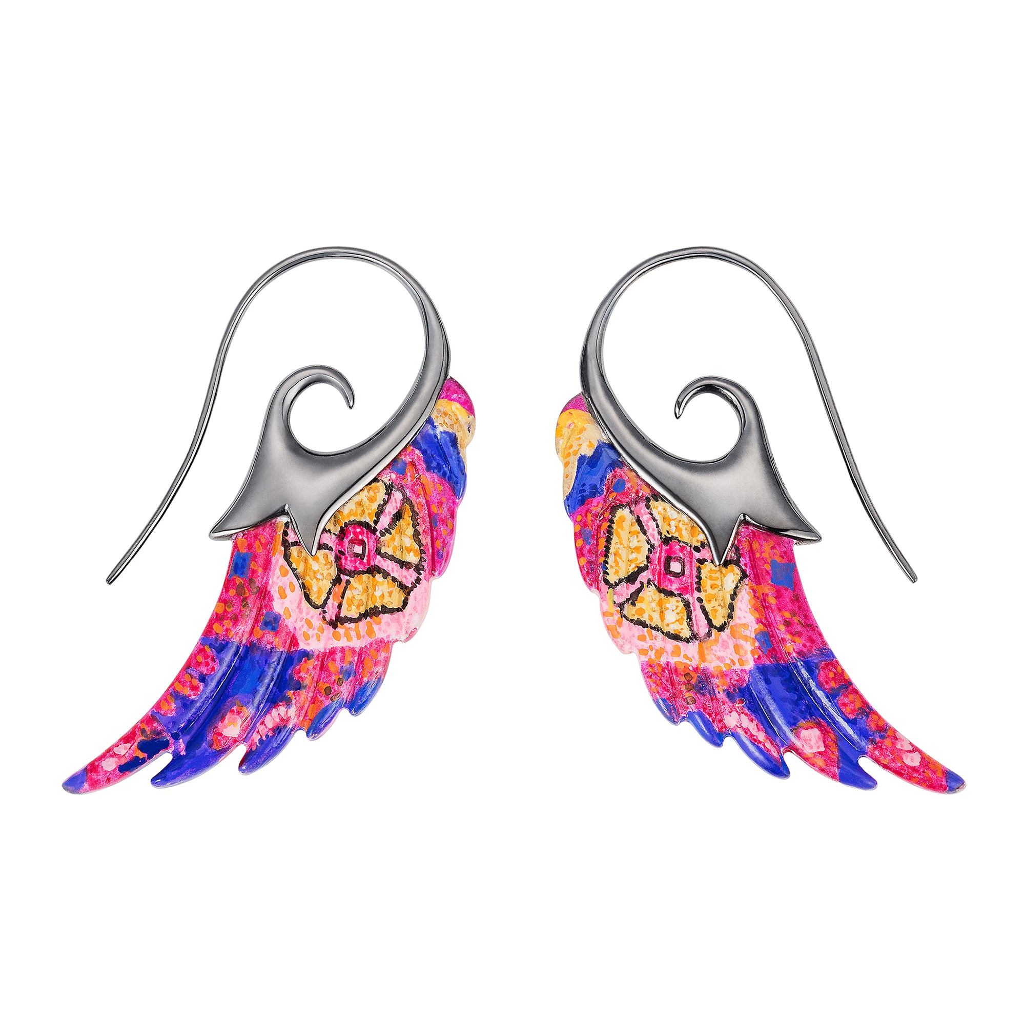 Muzungu Sister Wings III by Noor Fares for Broken English Jewelry