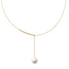 Sophie Bille Brahe Sirene Perle Lariat Necklace - Necklaces - Broken English Jewelry