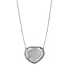 Nina Runsdorf Slice Diamond Pendant Necklace - Necklaces - Broken English Jewelry