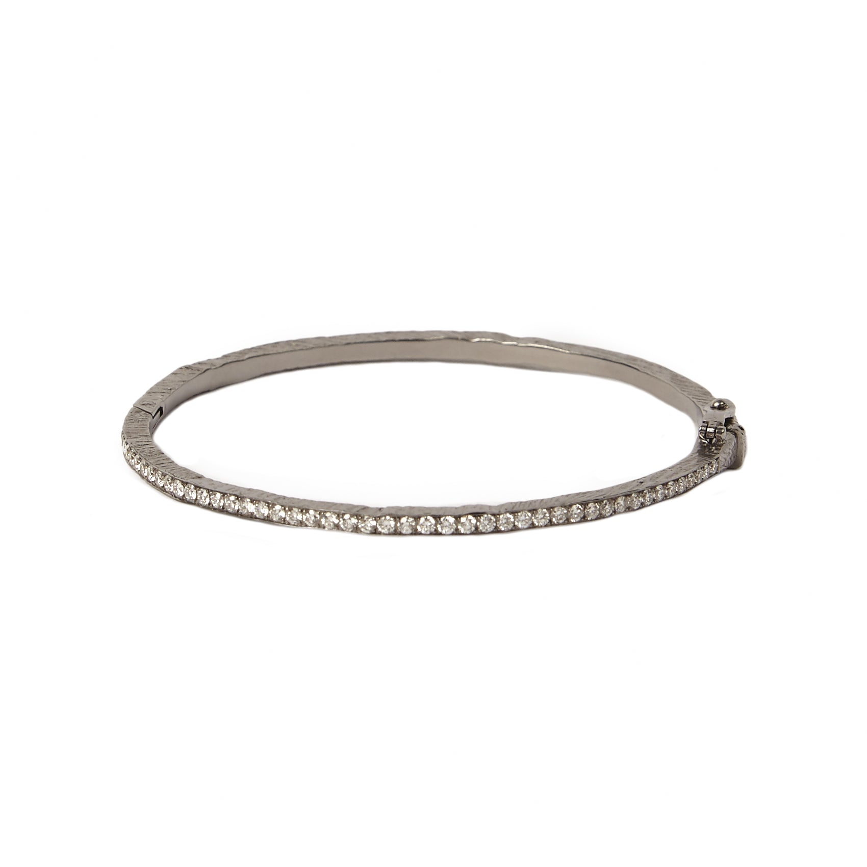 Round Bangle I by Patcharavipa for Broken English Jewelry