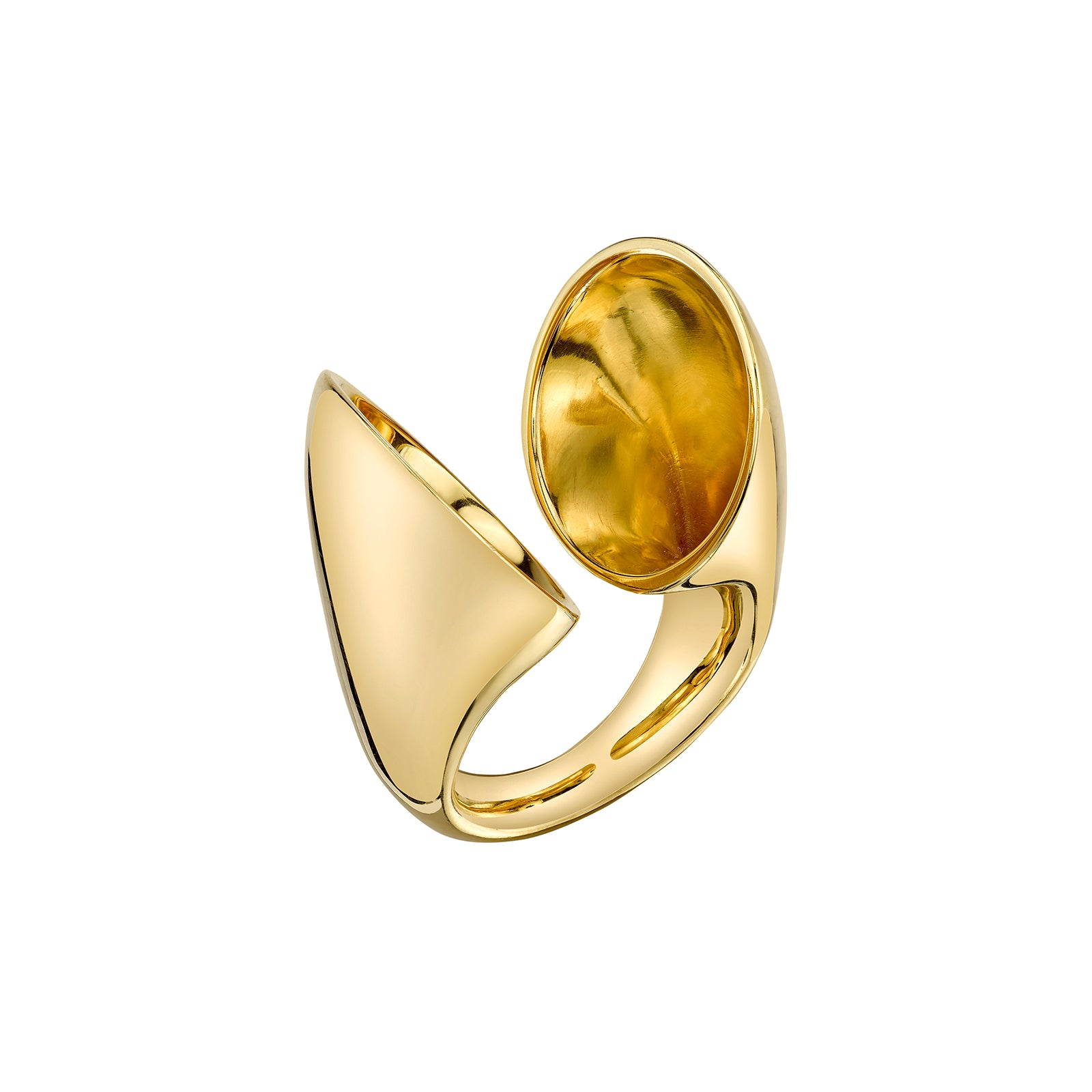 VRAM Echo Ring - Rings - Broken English Jewelry