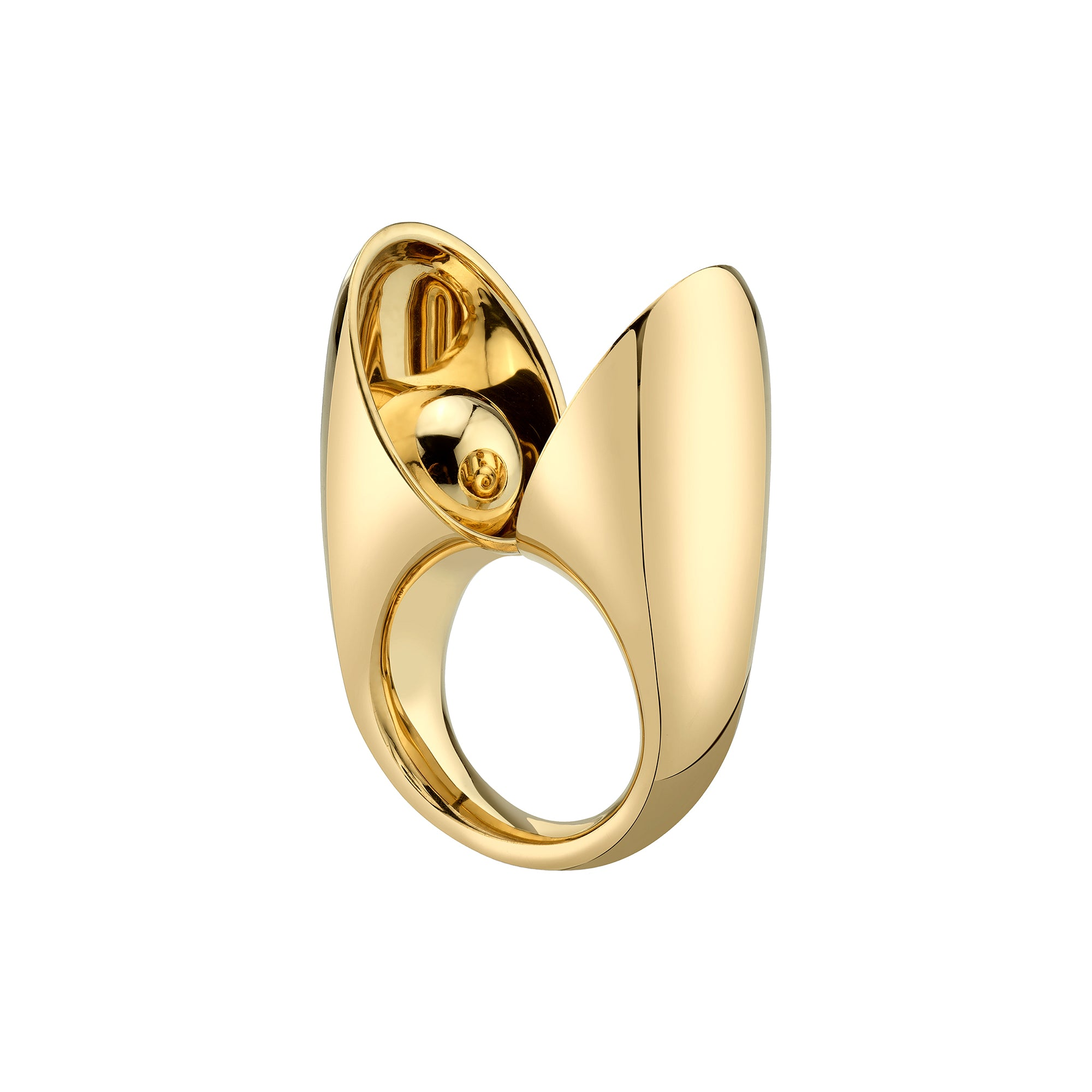 VRAM Echo Eon Ring - Rings - Broken English Jewelry