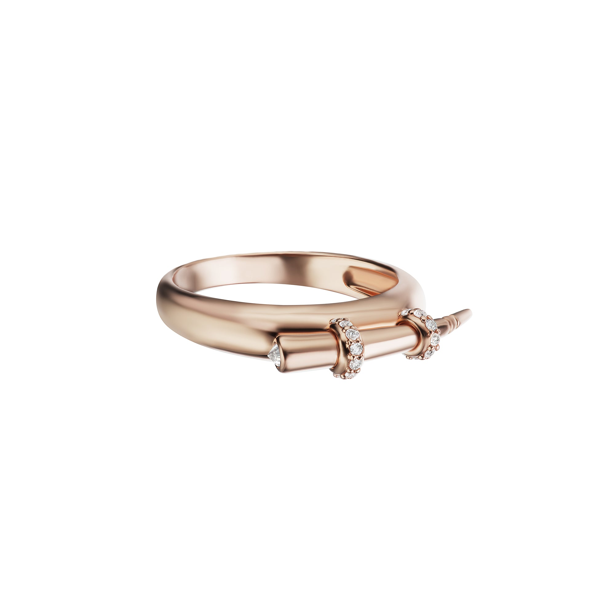Altruist Hanno Tusk Ring - Rings - Broken English Jewelry