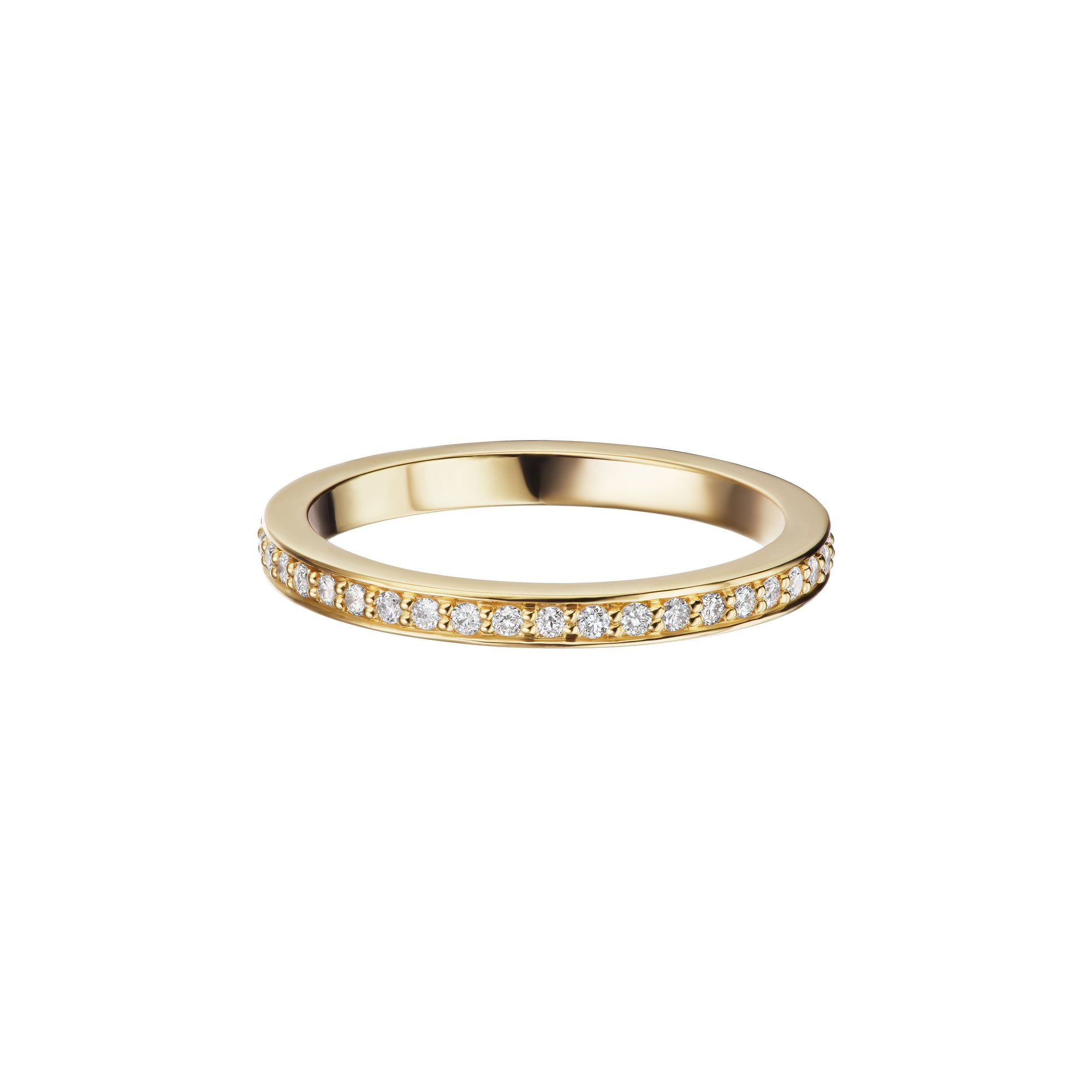 Altruist Paramour Ring - Gold - Rings - Broken English Jewelry