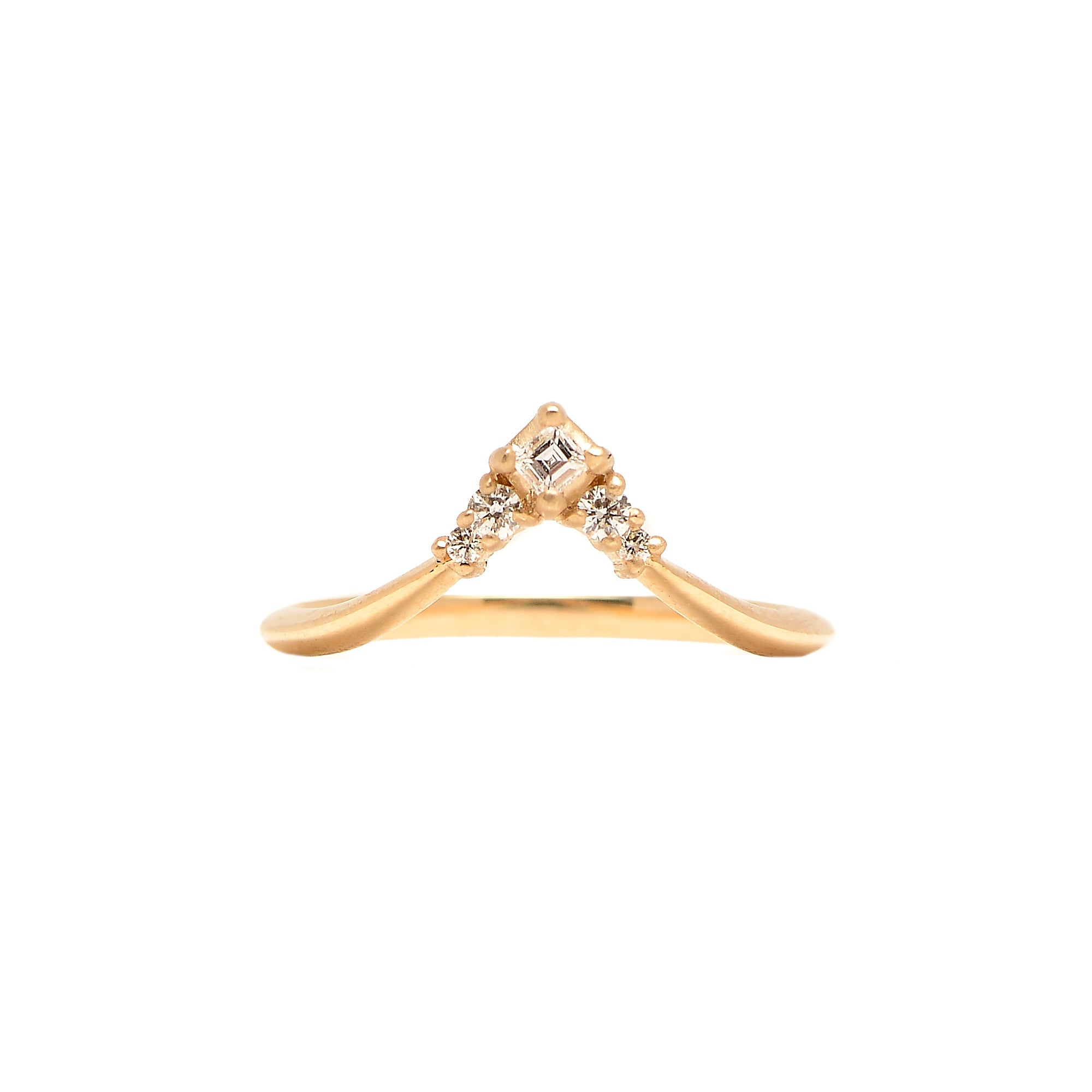 Michelle Fantaci Nomad Arrow Ring - Rings - Broken English Jewelry