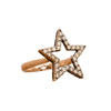 20 mm Star Ring by Rosa de la Cruz for Broken English Jewelry
