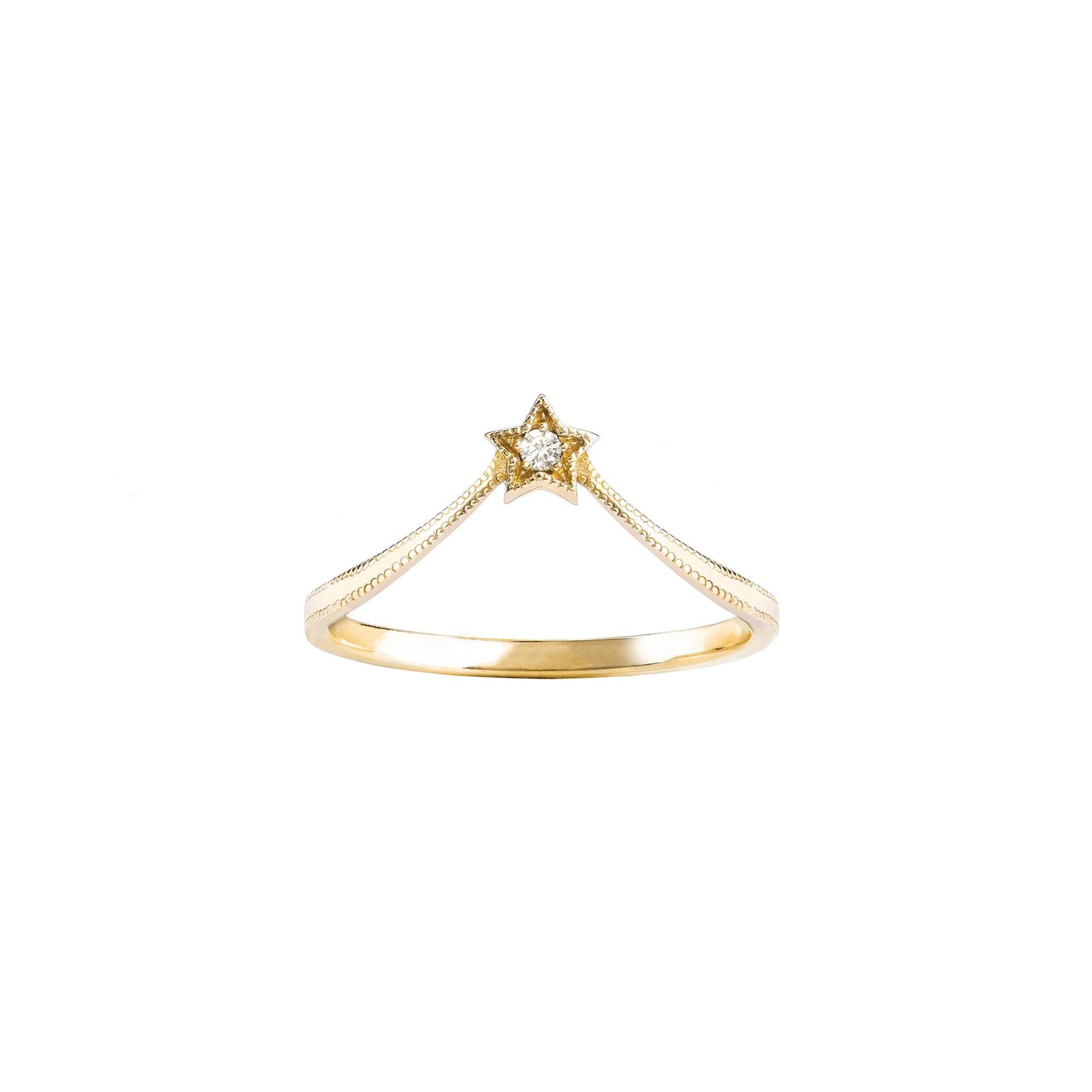 Merope Ring Mini - Diamond