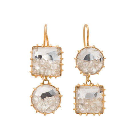 Shake Earrings by Renee Lewis for Broken English Jewelry