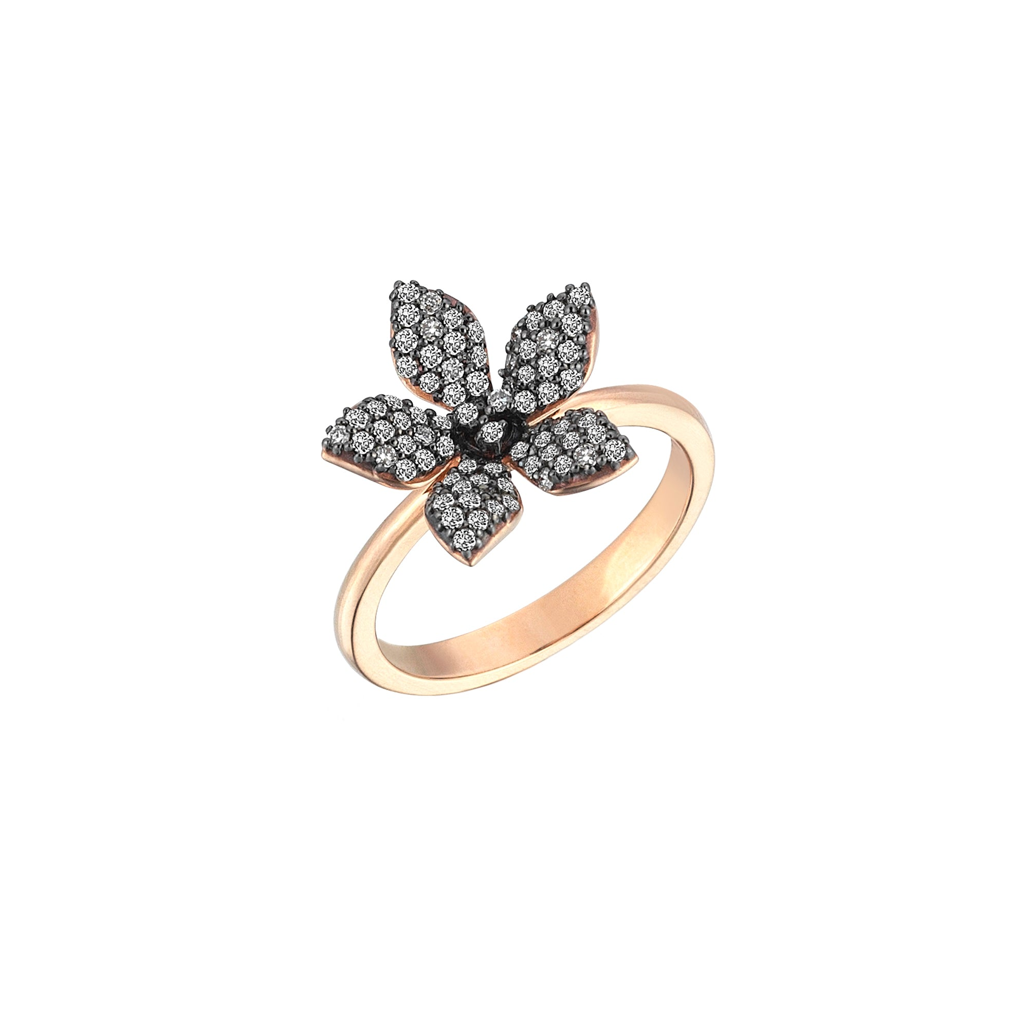 Flora Ring - Aida Bergsen - Rings | Broken English Jewelry