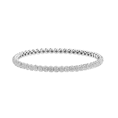 Pave Ball Bracelet  - Shay - Bracelets | Broken English Jewelry