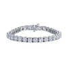 Shay Diamond Tennis Bracelet - Bracelets - Broken English Jewelry