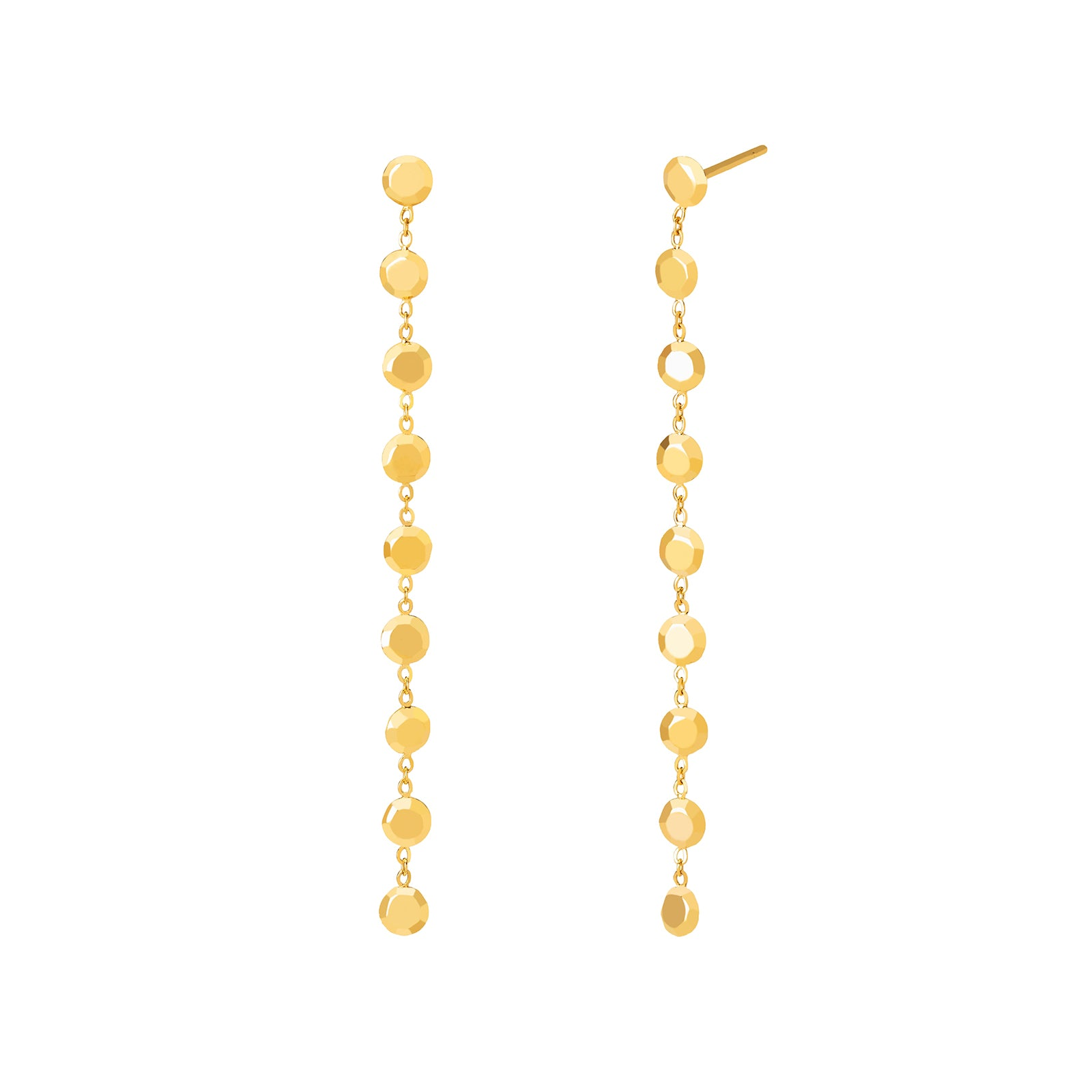 Patcharavipa Sepper Earrings - Earrings - Broken English Jewelry