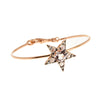 Morganite and Diamond Bracelet by Selim Mouzannar for Broken English Jewelry