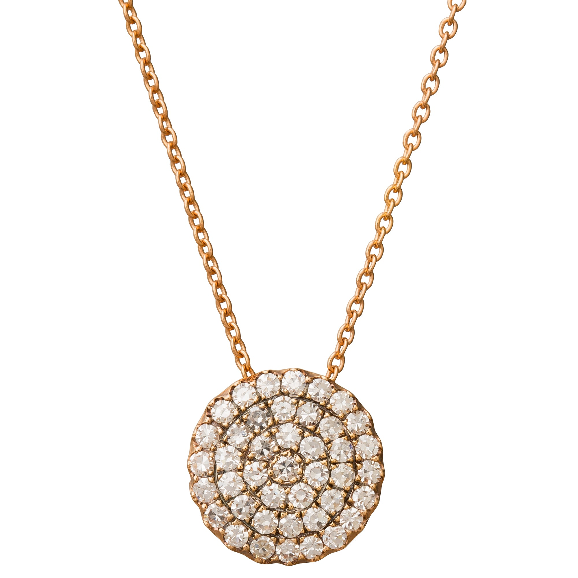 White Diamond Beirut Pendant Necklace - Selim Mouzannar - Necklace | Broken English Jewelry