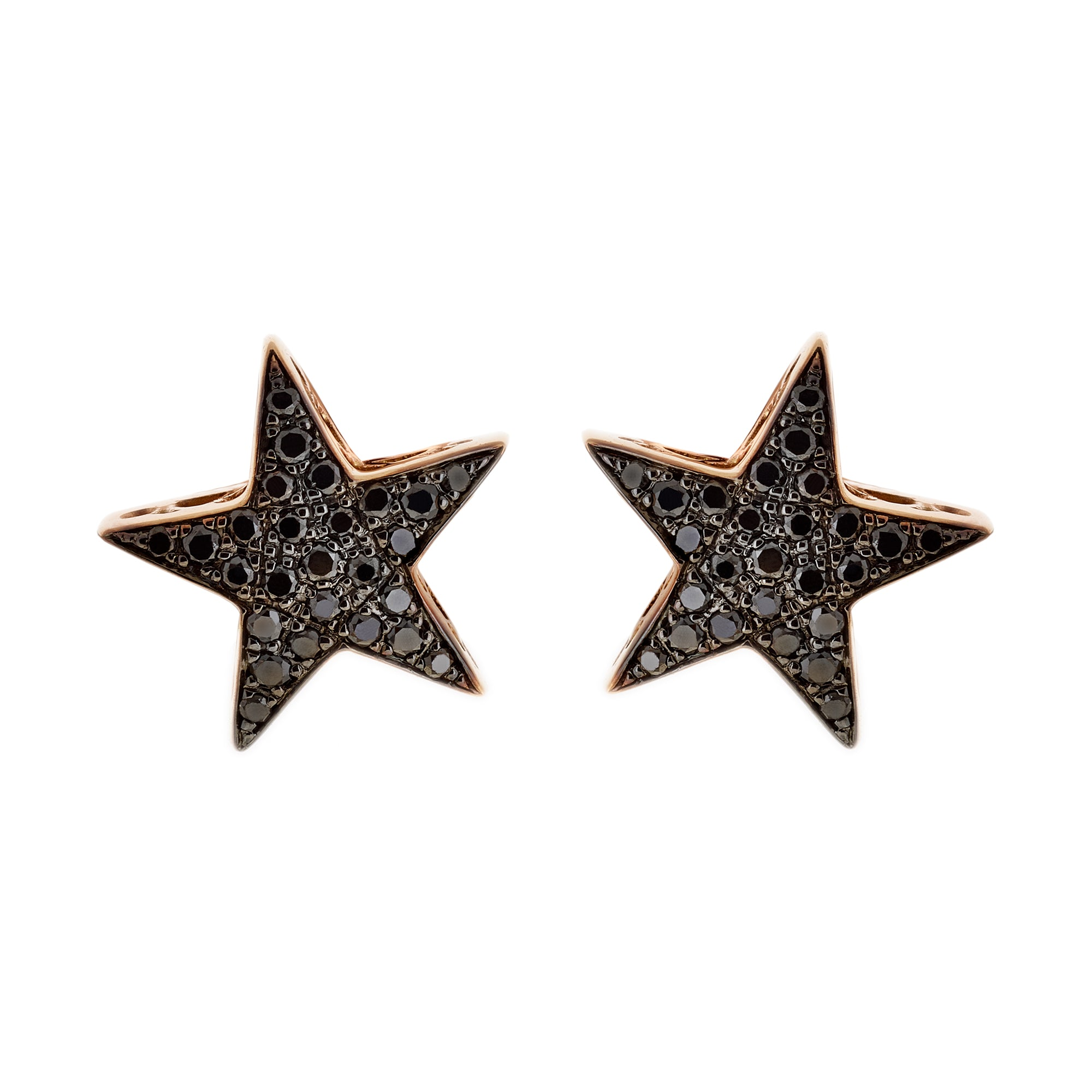 Star Studs by Selim Mouzannar for Broken English Jewelry