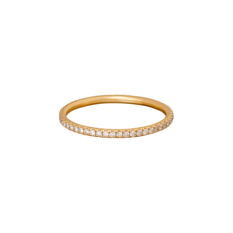 Eternity Diamond Band - Suel - Rings | Broken English Jewelry