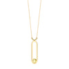 Yael Sonia Spinning Top Line Necklace - Necklaces - Broken English Jewelry