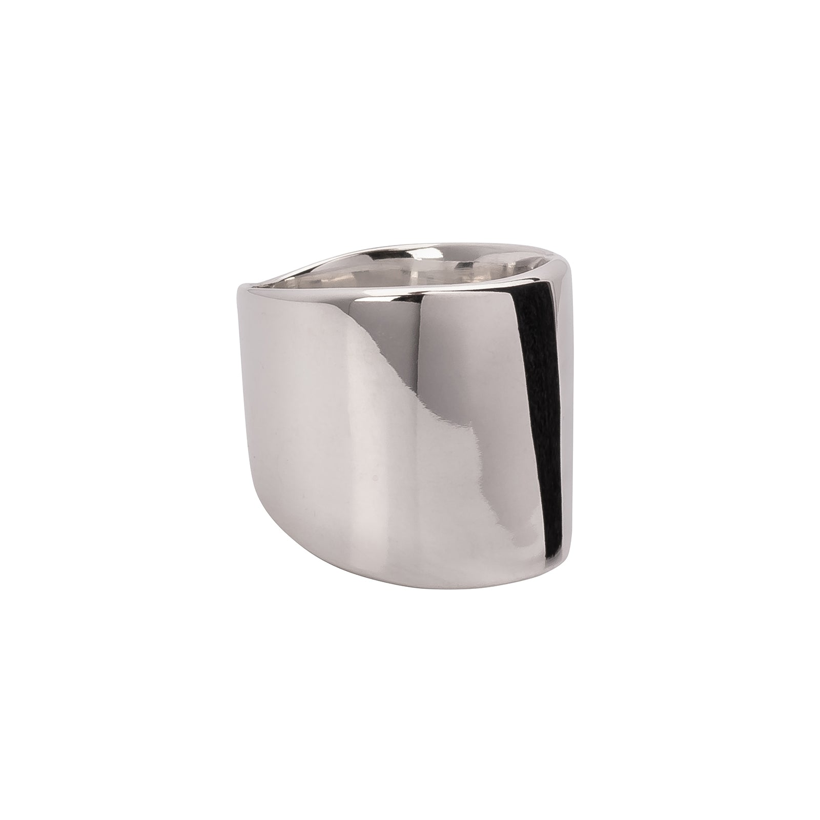Ariana Boussard-Reifel Atum Ring - Silver - Rings - Broken English Jewelry
