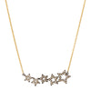 Multi Star Necklace - Rosa de la Cruz - Necklaces | Broken English Jewelry