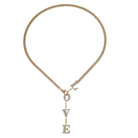 Love Drop Necklace by Shay for Broken English Jewelry