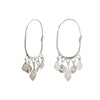 Ariana Boussard-Reifel Cassier Earrings - Silver - Earrings - Broken English Jewelry
