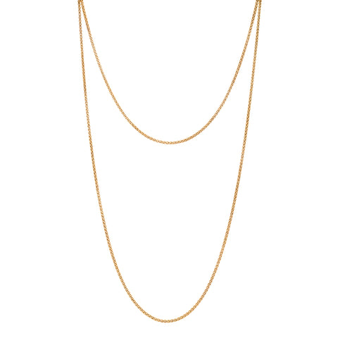 Gold Guard Chain - Broken English Jewelry