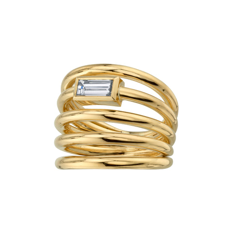 Helics Small Ring - Vram - Ring | Broken English Jewelry