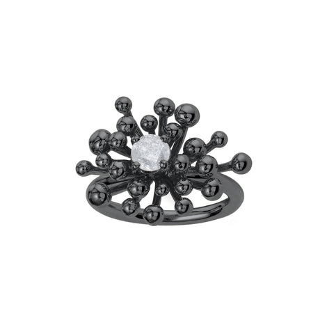 Nocturne Mini Ring - Vram - Ring | Broken English Jewelry