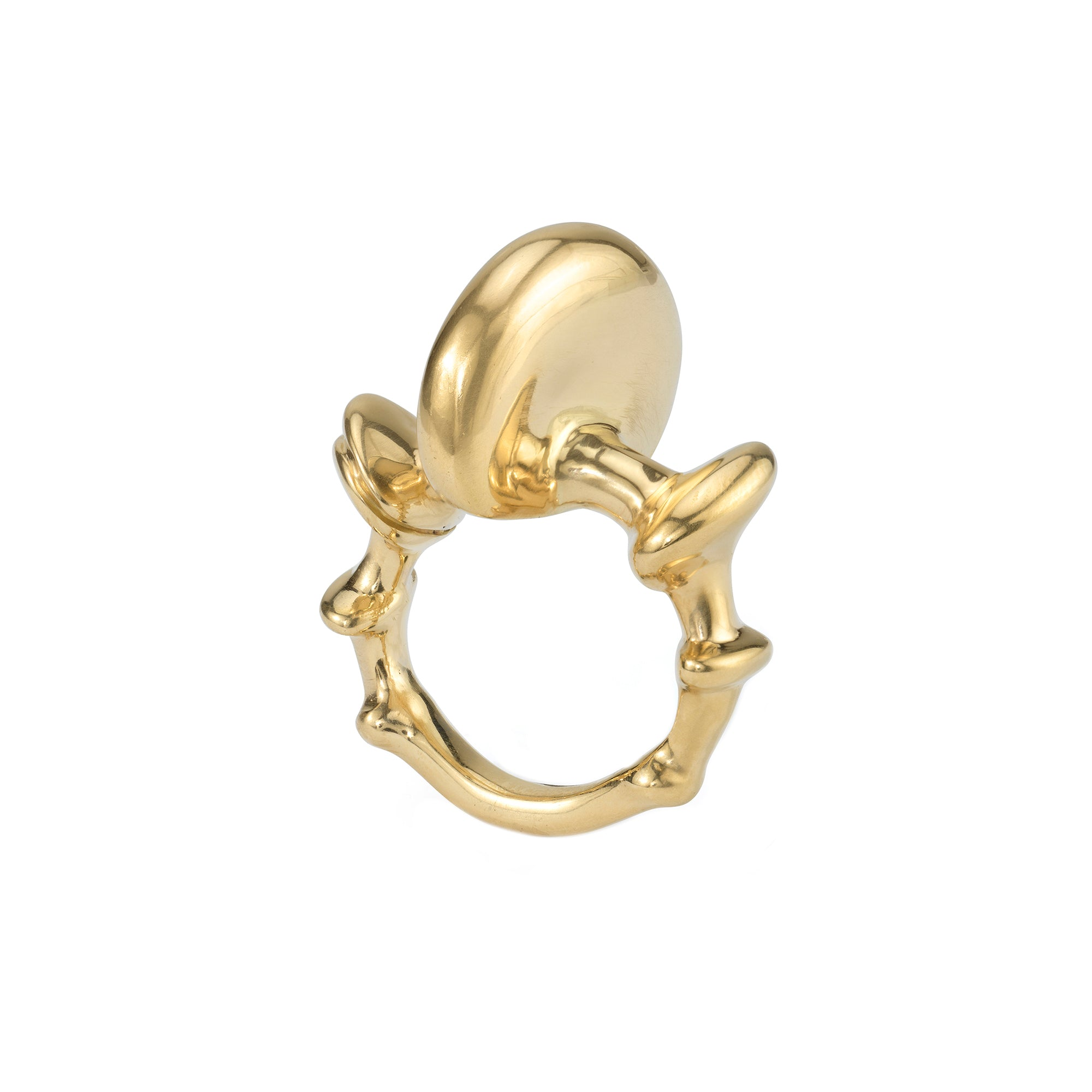 Chrona Hyper Band - Vram - Ring | Broken English Jewelry