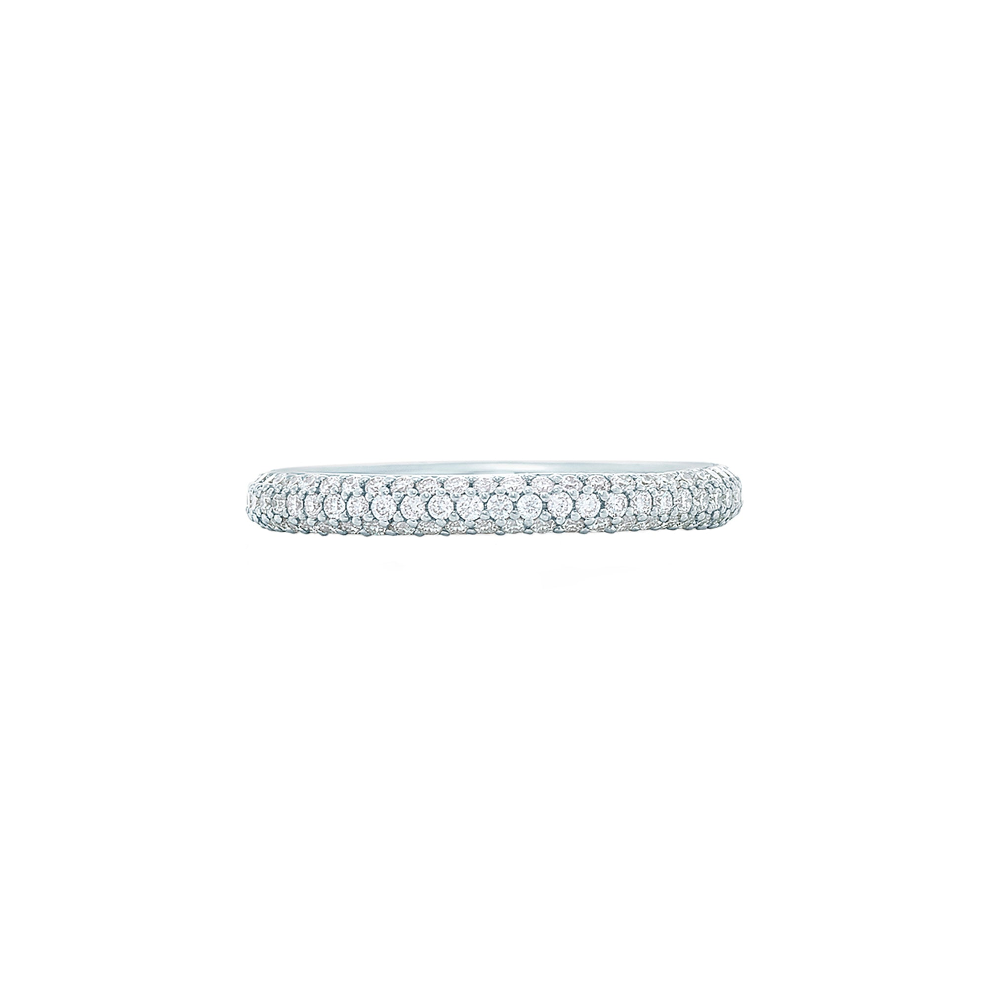 Kwiat Moonlight Diamond Ring - White Gold (S) - Rings - Broken English Jewelry