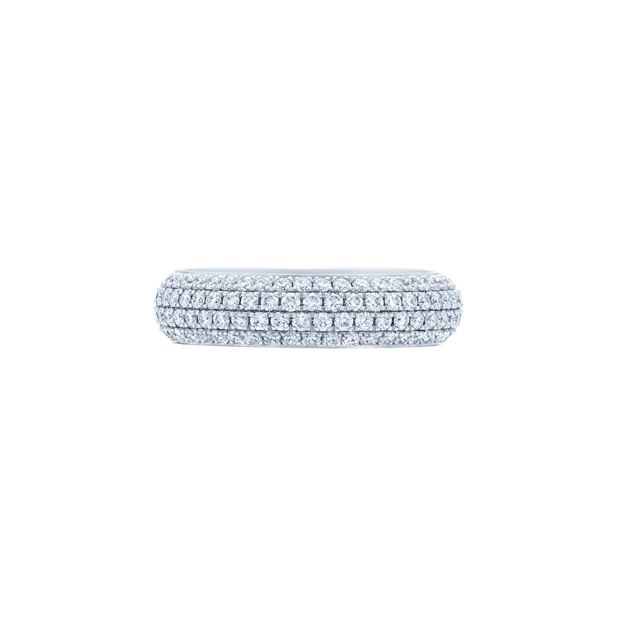Kwiat Moonlight Diamond Ring - White Gold (M) - Rings - Broken English Jewelry