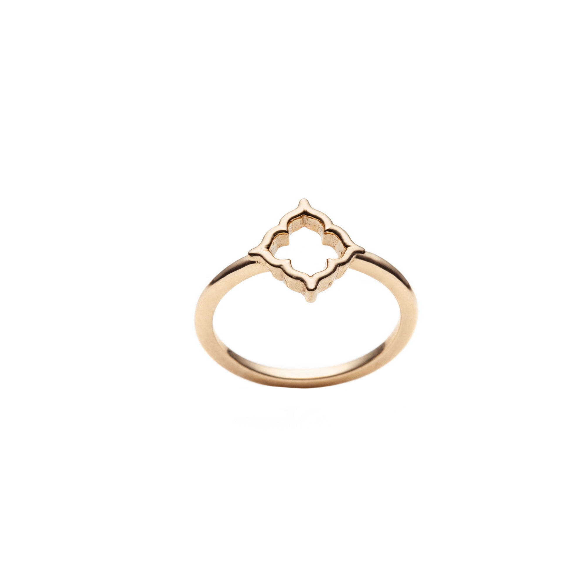 Community Ring by With Love Darling for Broken English Jewelry