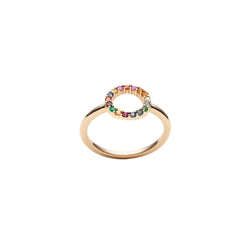 Partnership Ring by With Love Darling for Broken English Jewelry
