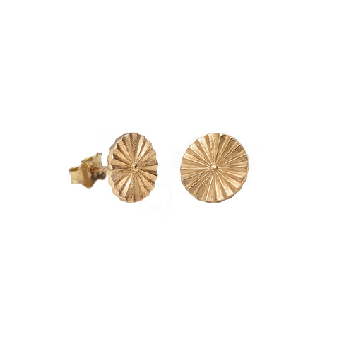 Wheel Studs by With Love Darling for Broken English Jewelry