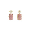 Deco Earrings - Yi Collection - Earrings | Broken English Jewelry