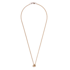 Gold 2mm Rolo Chain by James Colarusso for Broken English Jewelry