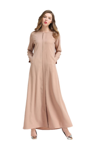 Casual Abaya Dress - Chaddors