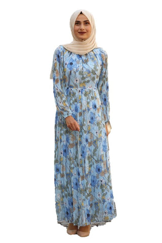 Iris Turkish Dress