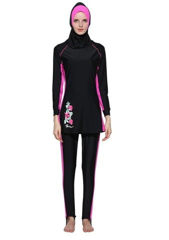 Pink Side Burkini - Chaddors