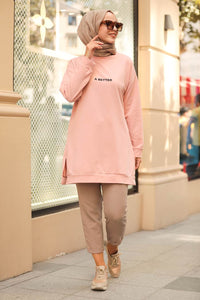 Peach Turkish Sweatshirt