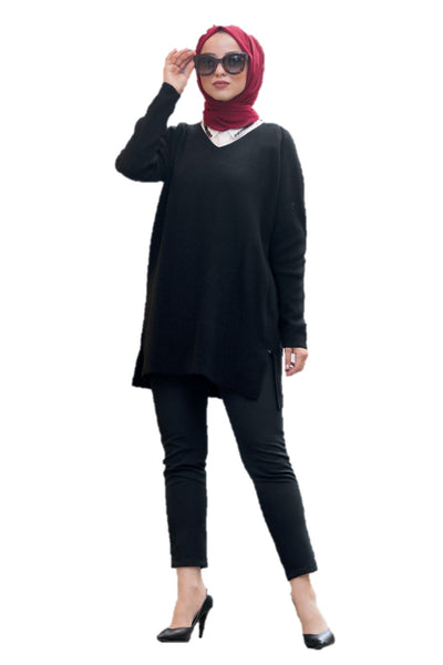 Black Turkish Sweater