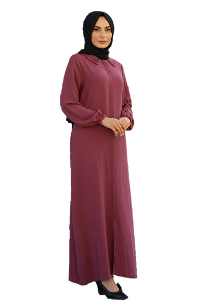 Punch Turkish Abaya