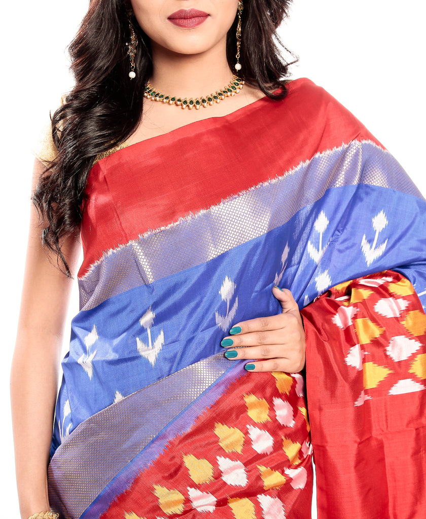 History, Influence and Making of Pochampally Sarees
