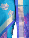 Patli pallu silk sarees UK