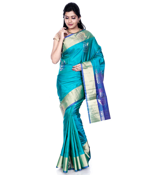 kanchivaram saree