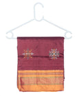 Pure Silk Ilkal Saree with Kasuti Embroidery - Seven Elegant Colors