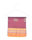 Maroon Ilkal Saree Online USA, UK, Canada