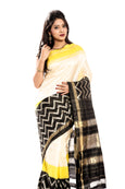 White Pochampally silk sarees online UK