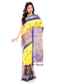 Buy Mandakini Pochampally Ikkat (Ikat) Handloom Pure Silk